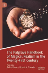 Omslag - The Palgrave Handbook of Magical Realism in the Twenty-First Century