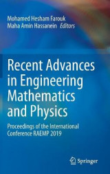 Omslag - Recent Advances in Engineering Mathematics and Physics