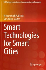 Omslag - Smart Technologies for Smart Cities
