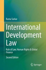 Omslag - International Development Law
