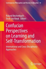 Omslag - Confucian Perspectives on Learning and Self-Transformation