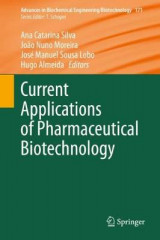 Omslag - Current Applications of Pharmaceutical Biotechnology