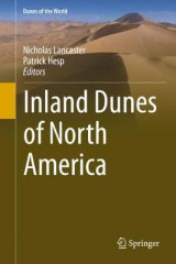 Omslag - Inland Dunes of North America
