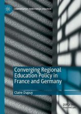 Omslag - Converging Regional Education Policy in France and Germany