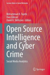 Omslag - Open Source Intelligence and Cyber Crime