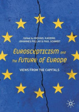 Omslag - Euroscepticism and the Future of Europe