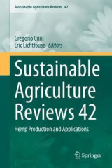 Omslag - Sustainable Agriculture Reviews 42