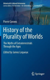 History of the Plurality of Worlds av Pierre Connes (Innbundet)