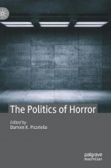 Omslag - The Politics of Horror