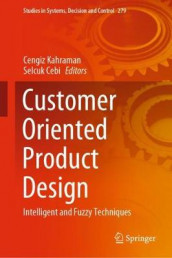 Customer Oriented Product Design (Innbundet)