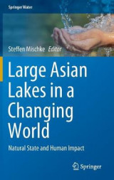Omslag - Large Asian Lakes in a Changing World