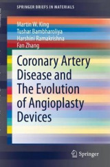Omslag - Coronary Artery Disease and The Evolution of Angioplasty Devices