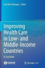 Omslag - Improving Health Care in Low- and Middle-Income Countries