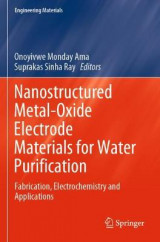 Omslag - Nanostructured Metal-Oxide Electrode Materials for Water Purification