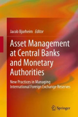Omslag - Asset Management at Central Banks and Monetary Authorities
