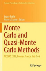 Omslag - Monte Carlo and Quasi-Monte Carlo Methods