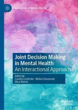 Omslag - Joint Decision Making in Mental Health
