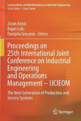 Omslag - Proceedings on 25th International Joint Conference on Industrial Engineering and Operations Management - IJCIEOM