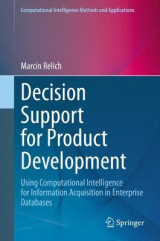 Omslag - Decision Support for Product Development
