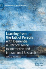 Omslag - Learning from the Talk of Persons with Dementia