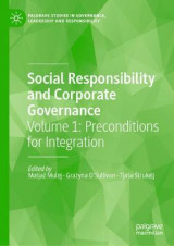 Omslag - Social Responsibility and Corporate Governance