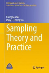 Omslag - Sampling Theory and Practice