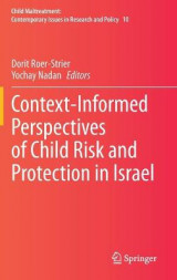 Omslag - Context-Informed Perspectives of Child Risk and Protection in Israel