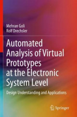 Omslag - Automated Analysis of Virtual Prototypes at the Electronic System Level