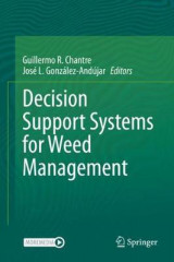 Omslag - Decision Support Systems for Weed Management