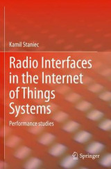 Omslag - Radio Interfaces in the Internet of Things Systems