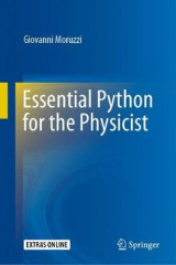 Omslag - Essential Python for the Physicist
