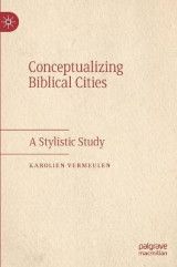 Omslag - Conceptualizing Biblical Cities
