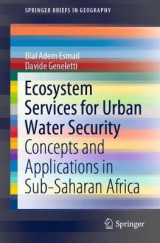 Omslag - Ecosystem Services for Urban Water Security