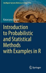 Omslag - Introduction to Probabilistic and Statistical Methods with Examples in R