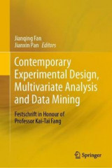 Omslag - Contemporary Experimental Design, Multivariate Analysis and Data Mining