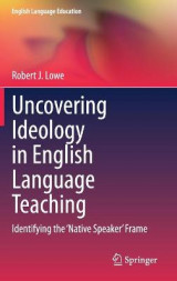 Omslag - Uncovering Ideology in English Language Teaching