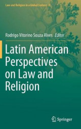 Omslag - Latin American Perspectives on Law and Religion