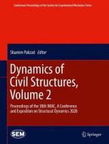 Omslag - Dynamics of Civil Structures, Volume 2