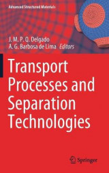 Omslag - Transport Processes and Separation Technologies