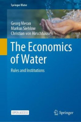 Omslag - The Economics of Water