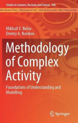Omslag - Methodology of Complex Activity
