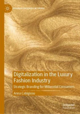Omslag - Digitalization in the Luxury Fashion Industry