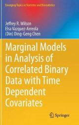 Omslag - Marginal Models in Analysis of Correlated Binary Data with Time Dependent Covariates