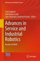 Omslag - Advances in Service and Industrial Robotics