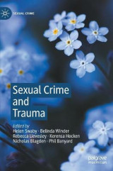 Omslag - Sexual Crime and Trauma
