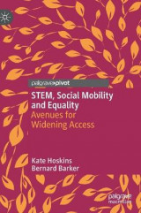 Omslag - STEM, Social Mobility and Equality