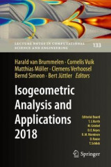 Omslag - Isogeometric Analysis and Applications 2018