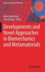 Omslag - Developments and Novel Approaches in Biomechanics and Metamaterials