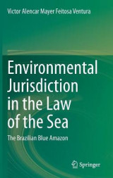 Omslag - Environmental Jurisdiction in the Law of the Sea
