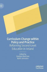 Omslag - Curriculum Change within Policy and Practice